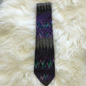 MISSONI Cravatte tie